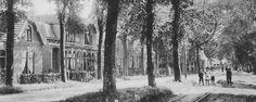 Heiloo, de Kennemerstraatweg in 1903