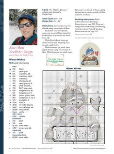 ru / Фото - Just Cross Stitch JCS Christmas Ornaments 2017 - tymannost Cross Stitch Thread, Just Cross Stitch, Cross Stitch Needles, Cross Stitch Cards, Cross Stitching, Cross Stitch Embroidery, Hand Embroidery, Embroidery Designs, Cross Stich Patterns Free