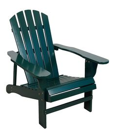 Grey Adirondack Chair