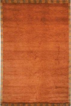 Amazon.com: Dream I Area Rug, 8'x10', RUST: Furniture & Decor