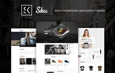 SKU - Multipurpose Magento Theme SKU is not only designed with unique & modern design but also built based on MGS Frontend builder theme and tons of useful extensions. So, SKU certainly meets & fits any kind of e-commerce websites which you can think of.