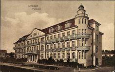 Ansichtskarte / Postkarte Arendsee Kühlungsborn im Kreis Rostock, Das Parkhotel   akpool.de
