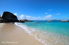 Big Trunk Bay, Virgin Gorda, British Virgin Islands. Click for more!