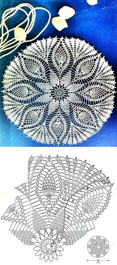 Crochet Doilies Patterns