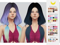 Sims 4 Hairs ~ The Sims Resource: LeahLillith`s Ignition hair retextured by Kalewa-a The Sims 4 Pc, Sims Four, My Sims, The Sims 4 Skin, Los Sims 4 Mods, Sims 4 Tsr, Pelo Sims, The Sims 4 Cabelos, Sims 4 Characters