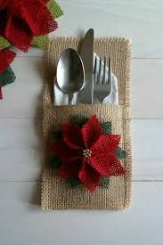 Resultado de imagen para portacubiertos de navidad