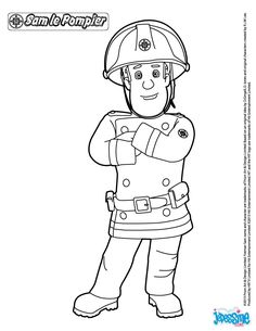 Home Decorating Style 2020 for Sam Le Pompier Coloriage, you can see Sam Le Pompier Coloriage and more pictures for Home Interior Designing 2020 206 at SuperColoriage. Truck Coloring Pages, Colouring Pages, Fireman Birthday, Fireman Sam, Baby Embroidery, Free Printable Coloring Pages, Vintage Easter, Design Reference, Paw Patrol