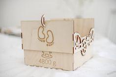 #babybox #baby #box #wood #gift