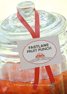 fast lane fruit punch