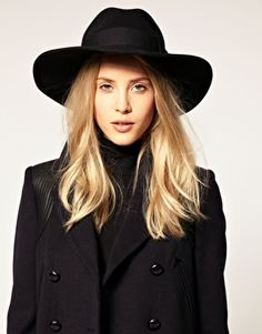 Make some shade  Catarzi Large Exclusive for Asos Brim  Fedora Hat