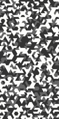 Russfussuk 'Onyx' Pattern Design (H8A) #pattern #patterndesign #surfacepattern #fabricdesign #textiledesign #patternprint #generative #geometry #onyx #jewel #geometria #padrões #inspiration #russfussuk