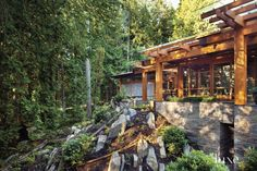 A Contemporary Vancouver Island Home with Aesthetic Harmony | LuxeSource | Luxe Magazine - The Luxury Home Redefined