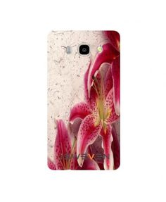 Luxury Printed high Quality Lily case cover for Samsung Galaxy J5 j549