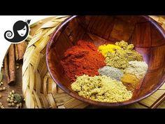 Homemade Tikka Masala Spice Mix | Vegan/Vegetarian Recipe - YouTube Vegan Tikka Masala, Tikka Masala Sauce, Tikki Masala, Masala Curry, Masala Spice, Homemade Spice Blends, Homemade Spices, Spice Mixes, Vegan Kabobs