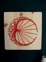 Resultado de imagen de circle string art