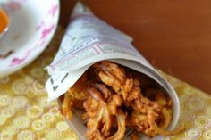 Onion Pakoras (Fritters) recipe on Food52