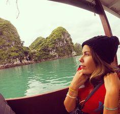 Exploring Ha Long Bay.. 🚤✨