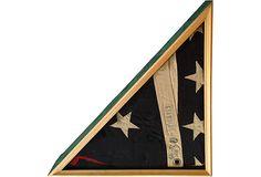 45-Star Parade Flag, 1896-1907