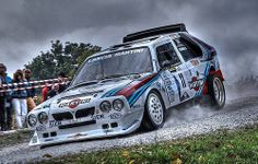 Lancia Delta Rally Group B Lancia Delta, Martini Racing, Sport Cars, Race Cars, Motor Sport, Car Drawings, Top Cars, Rally Car, Car And Driver