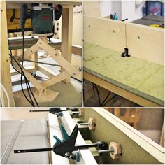 Router lift toolswoodworking pinterest router lift router my router table couldnt find a cheap scissor lift so i built greentooth Images
