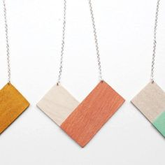 Snug Geometric Necklace