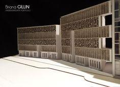 Briana GIllin  Third Year Architecture Portfolio