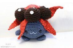 Pokemons de Crochet - Amigurumi - GEEKISS