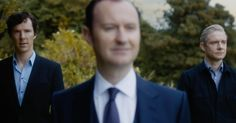 Interview with SHERLOCK's Mark Gatiss & Steven Moffat about S4 E3: The Final Problem. BuzzFeed. January 15, 2017.