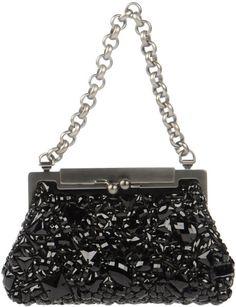 01556236dbf Dolce   Gabbana   Black Handbag   Lyst Dolce And Gabbana Handbags, Black  Handbags,