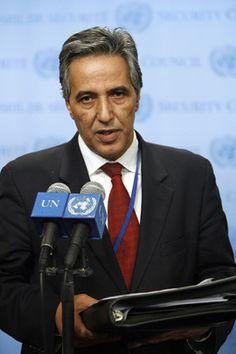 Poemario por un Sahara Libre: Las declaraciones de la Secretaria de Estado de los EE.UU. confirman el apoyo a los esfuerzos de la ONU en la búsqueda de una solución al conflicto en el Sahara Occidental (Bujari Ahmed)