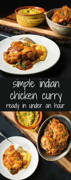 8340 best indian food images on pinterest cooking food indian loaded with indian flavours you can make this simple chicken curry in under an hour forumfinder Image collections