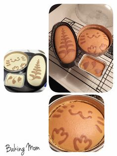 Baking Mom: Coffee Spongecake