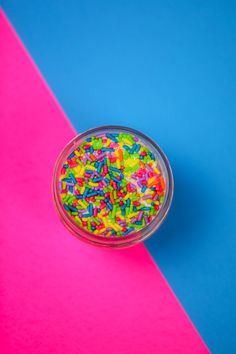 Jars by Dani cake jars photoshoot by Gaby Deimeke Cafe Logos, Pink Prints, Sprinkles, Jars, Wallpapers, Photoshoot, Candy, Beautiful, Food