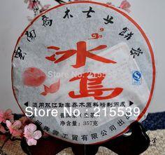 [GRANDNESS] 2011 BING DAO iceland puer tea Old Wild Tree Chinese Yunan Premium Aged Pu-erh Pu Er Pu'er Tea Raw Sheng 357g