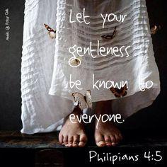 Philipians 4:5