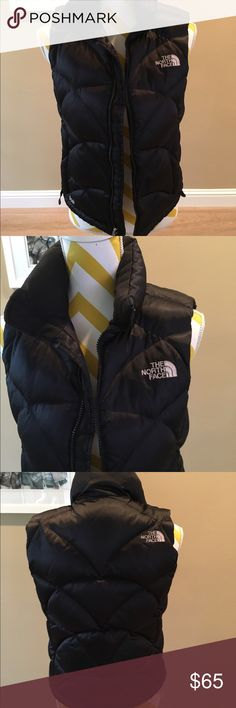 Women's North Face Down Vest Women's North Face Down Vest. Worn but well taken care off. No snags or stains. Smoke free home. Great condition. North Face Jackets & Coats Vests