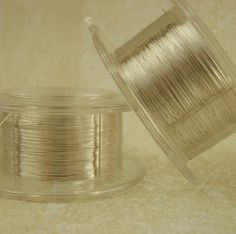 34 gauge silver plated wire
