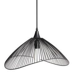 Suspension Design Kastelli métal noir 1 x 40 W SEYNAVE