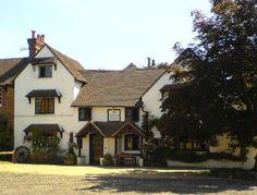 Country pub, The Abinger Hatch, Abinger Common, Surrey.
