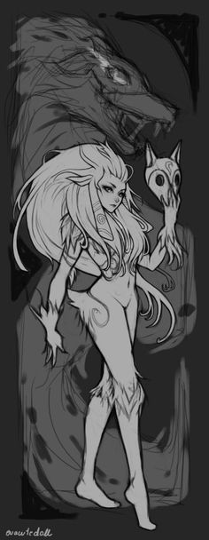 Kindred Boceto by https://twitter.com/Eva_otaku