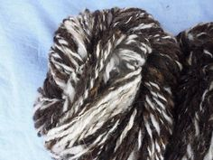 hand spun Jacob sheep wool/yarn in natural colours by RebeccasWool on Etsy Jacob Sheep, Sheep Wool, Hand Spinning, Wool Yarn, Colours, Natural, Pictures, Etsy, Spinning