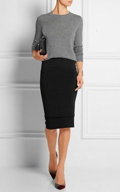51 Summer Pencil Skirt Outfits for Office and SchoolMy Cute Outfits Page 16