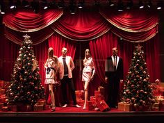 christmas window displays - Google zoeken