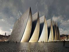 Axis Mundi Design | Cathedral Fold