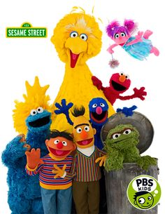 Say what!? @PBS Kids is adding a new bonus 30 minute Sesame Street program coming in September to all digital platforms!