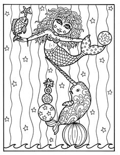 Coloring Book Downloads Funky Fairy Ballerina You Be The Artist Digital Digi Stamp Adult