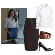 Dressing like Rachel Zane from Suits