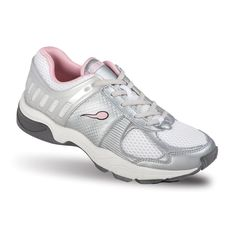 Share and Save $5 Women's Ballistic White Athletic Shoes | GravityDefyer.com