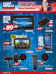 Newsletter ✸ Neste Natal tenha o melhor de dois mundos. http://www.radiopopular.pt/newsletter/2013/126/