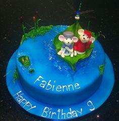 Disney rescuers cake - Google Search